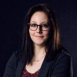 Mégane Pisani, chef de projet